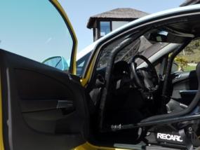 1 Runde Renntaxi Opel Corsa OPC auf der Nordschleife