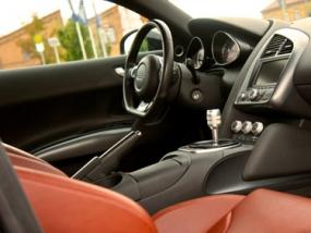 1 Tag Audi R8 selber fahren in Berlin