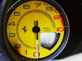 1 Tag Ferrari 458 Italia mieten Frankfurt