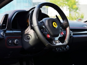 1 Tag Ferrari 458 Italia mieten Stuttgart