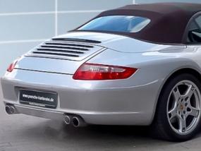 1 Tag Porsche 911 Carrera 4S Cabrio selber fahren in Karlsruhe - Erlebnis Geschenke
