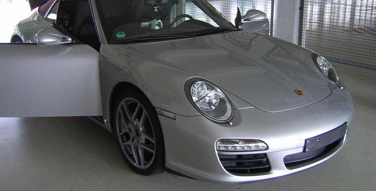 1 Tag Porsche 911 Carrera 4S Cabrio selber fahren in Stutensee