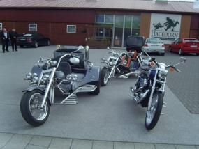 1 Tag Trike fahren in Marl, Raum Essen in NRW