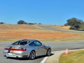 8 Rd. Porsche Carrera 4S selber fahren auf dem Hockenheimring - Erlebnis Geschenke