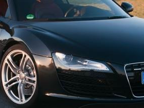 10 Runden Audi R8 selber fahren auf dem Spreewaldring