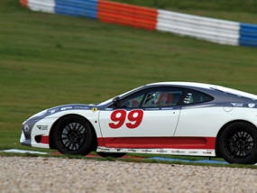 10 Runden Ferrari F360 selber fahren auf dem Eurospeedway