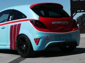 10 Runden Opel Corsa OPC selber fahren auf dem Ascari