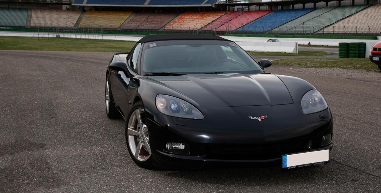 Corvette C6 fahren