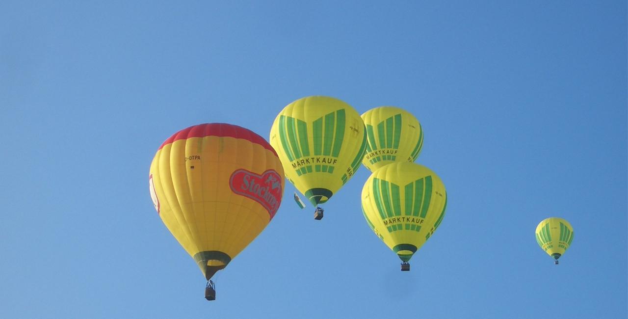 Ballonfahren Kempten