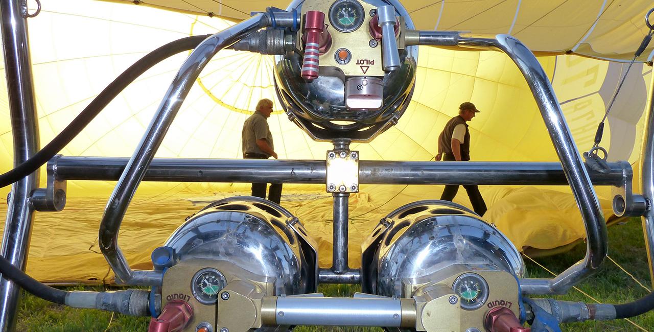 Ballonfahren Fürstenfeldbruck