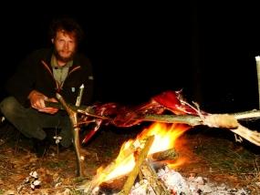 1,5 Tage Ausgesetzt in der Wildnis in Neumarkt, Raum Nürnberg - Erlebnis Geschenke