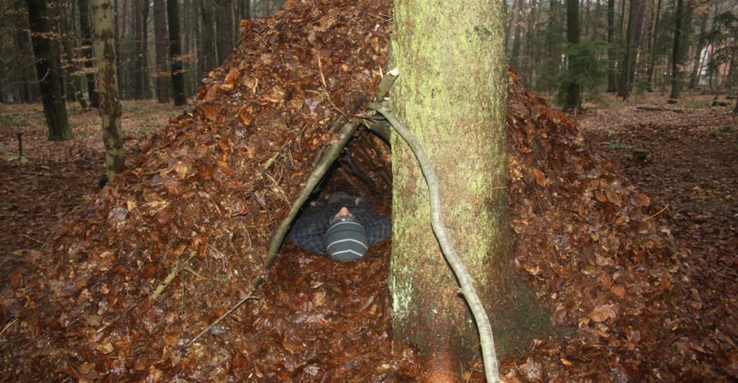 Ausgesetzt in der wildnis hose