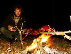 1,5 Tage Überleben in der Wildnis in Neumarkt, Raum Nürnberg - Erlebnis Geschenke