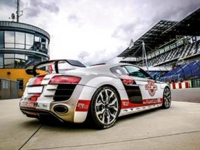 2 Runden Renntaxi Audi R8 V10 auf dem Eurospeedway Lausitz - Erlebnis Geschenke