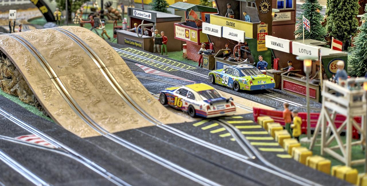 Modellrennbahnmieten