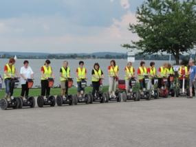 2 Std. Segway Tour am Altmühlsee - Erlebnis Geschenke