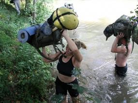 2 Tage Wildnis-Survival-Wochenende Münnerstadt - Erlebnis Geschenke