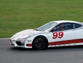 3 Runden Renntaxi Ferrari F360 auf dem Eurospeedway Lausitz - Erlebnis Geschenke