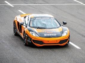 3 Runden Renntaxi McLaren MP4-12C auf dem Eurospeedway Lausitz - Erlebnis Geschenke