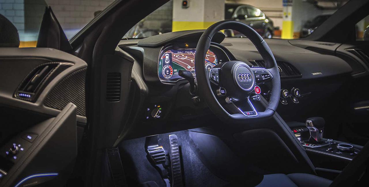 Audi fahren