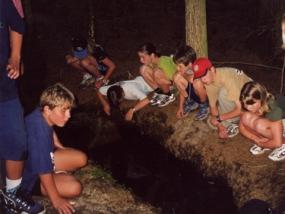 3 Tage Überleben in der Wildnis 1 Erw. & 1 Kind in Monzingen - Erlebnis Geschenke