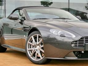 30 Min. Aston Martin Vantage S Roadster selber fahren in Mömbris - Erlebnis Geschenke