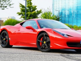 30 Min. Ferrari 458 Italia selber fahren Magdeburg