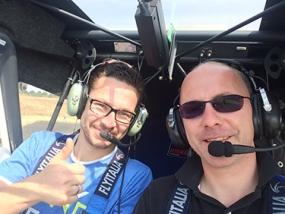 30 Min. Flugzeug Rundflug Hannover - Erlebnis Geschenke