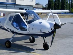30 Min. Flugzeug Rundflug Kassel-Calden