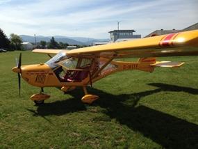 30 Min. Flugzeug selber fliegen Eschbach - Erlebnis Geschenke
