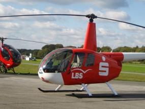 30 Min. Hubschrauber Rundflug über das Ruhrgebiet ab Essen, NRW - Erlebnisgeschenke