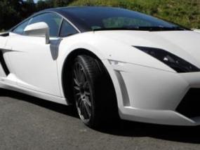 30 Min. Lamborghini Gallardo selber fahren in Mömbris, Bayern - Erlebnis Geschenke