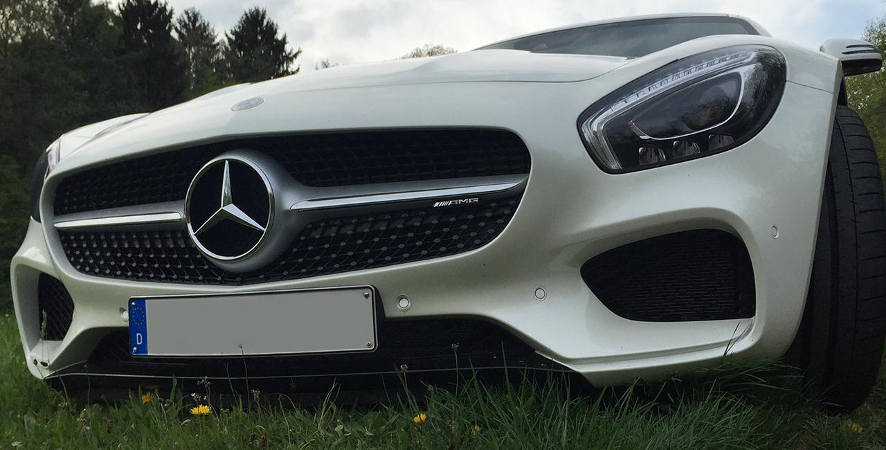 30 Min. Mercedes AM G G T selber fahren Mömbris