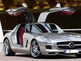 30 Min. Mercedes AMG SLS selber fahren in Mömbris, Bayern - Erlebnis Geschenke