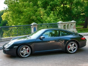 30 Minuten Porsche 911 Carrera S selber fahren in Frankfurt - Erlebnis Geschenke