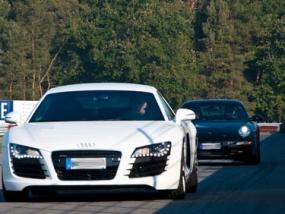 30 Tage Audi R8 mieten in Berlin