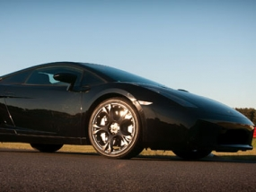 4 Rd. Lamborghini Gallardo selber fahren auf dem Spreewaldring