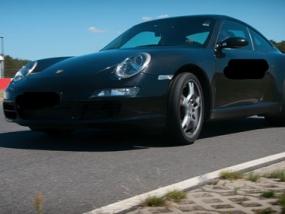 4 Runden Renntaxi Porsche 911 Carrera S auf dem Spreewaldring