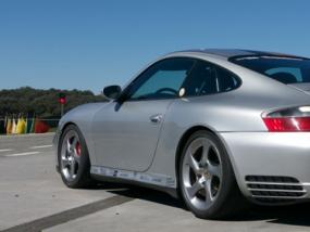 4 Runden Renntaxi Porsche Carrera 4S auf dem Nürburgring - Erlebnis Geschenke