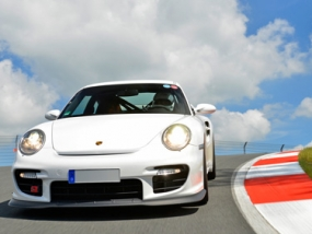 4 Runden Renntaxi Porsche GT2 auf dem Red Bull Ring