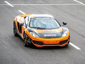 6 Rd. McLaren MP4-12C selber fahren auf dem Eurospeedway Lausitz - Erlebnis Geschenke