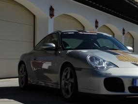 4 Rd. Porsche Carrera 4S selber fahren auf dem Salzburgring - Erlebnis Geschenke