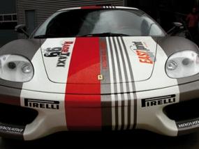 6 Runden Ferrari F360 selber fahren auf dem Eurospeedway Lausitz - Erlebnis Geschenke