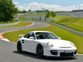 4 Runden Porsche GT2 selber fahren auf dem Nürburgring - Erlebnis Geschenke