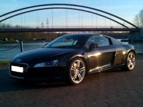 60 Min. Audi R8 selber fahren in Düsseldorf, NRW - Erlebnis Geschenke