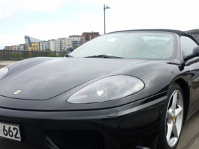 60 Min. Ferrari F360 selber fahren in Frankfurt, Hessen - Erlebnis Geschenke