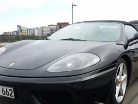 60 Min. Ferrari F360 selber fahren in Overath, Raum Köln in NRW - Erlebnis Geschenke