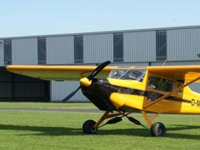 60 Min. Flugzeug Rundflug Hameln