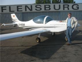 60 Min. Flugzeug Rundflug über Flensburg - Erlebnis Geschenke