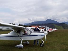 60 Min. Flugzeug Rundflug über Mannheim ab Heppenheim - Erlebnis Geschenke